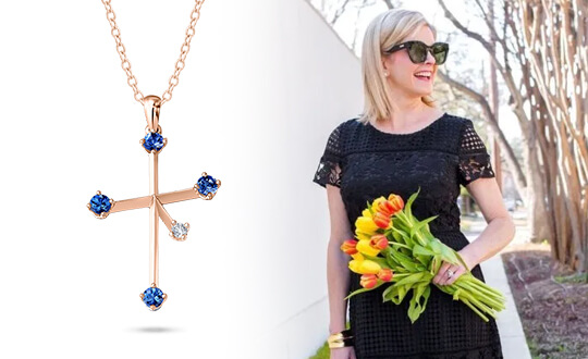 Match your spring dress with the perfect piece of jewellery | Shimansky